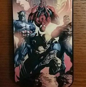 Marvel IPhone 5S Case